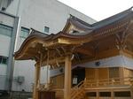 金毘羅神社落慶