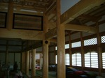 苔翁寺本堂内部